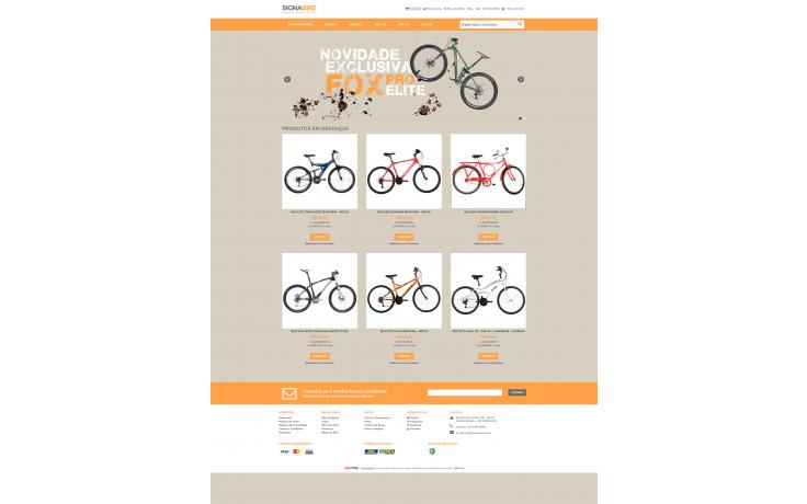 Loja Signa Bike