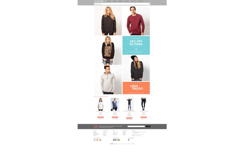 Loja Signa Clothes